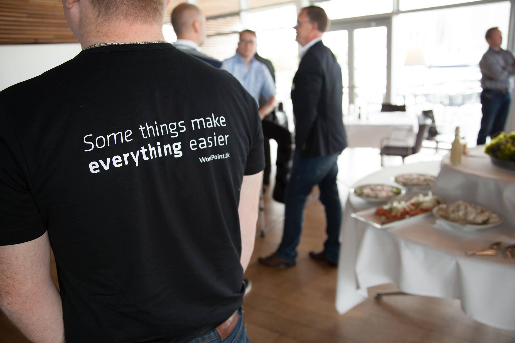 WorkPoint slogan
