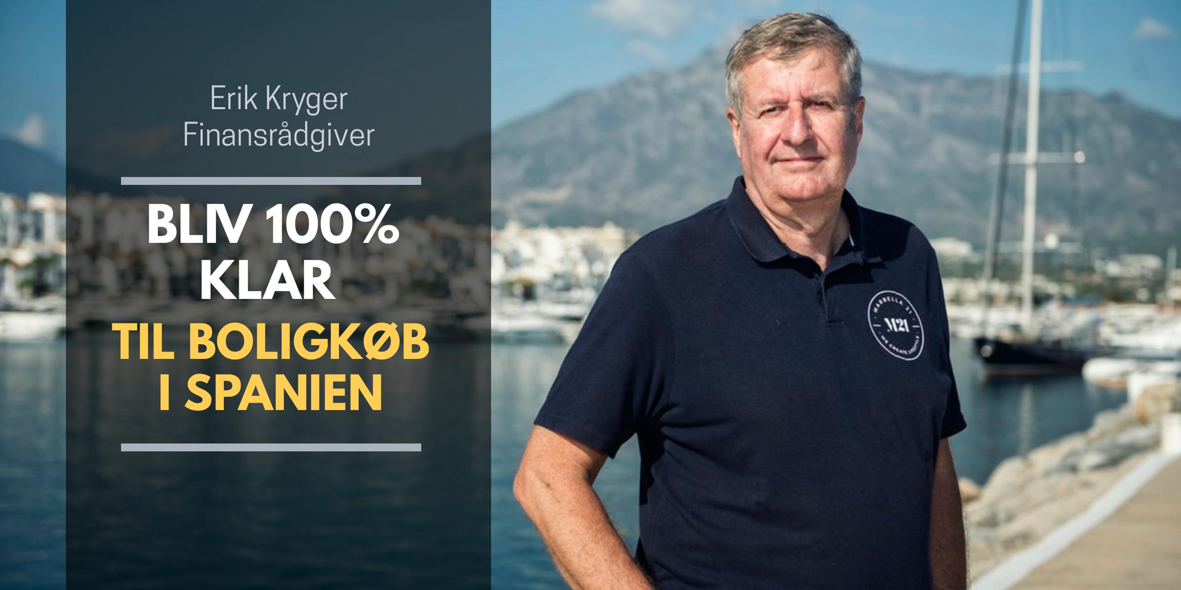 Interview med finansrådgiver Erik Kryger